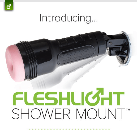 Introducing the Fleshlight Shower Mount