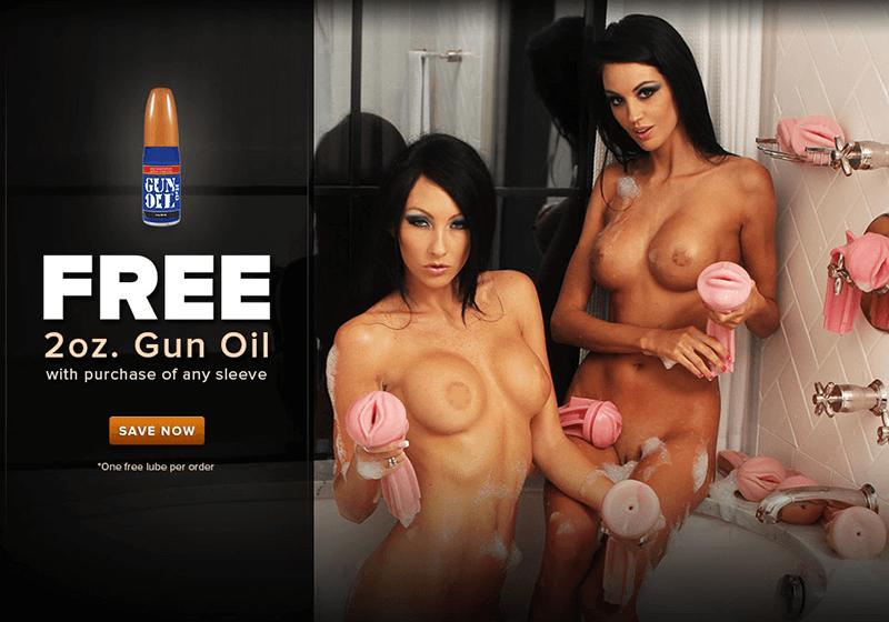 Free 2oz Gun Oil