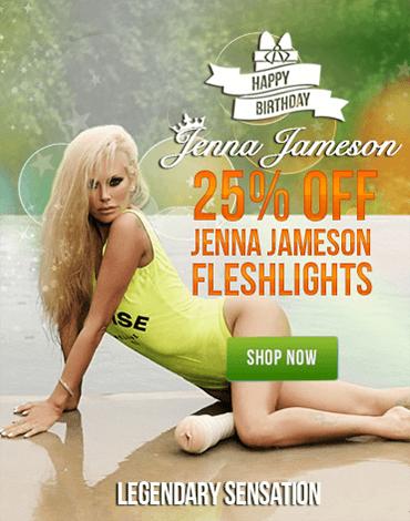 Celebrate Fleshlight Girl Jenna Jameson Birthday