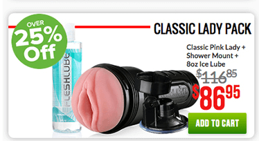 Fleshlight Classic Lady Pack