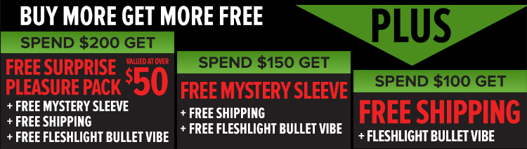 Fleshlight Cyber Monday Sale
