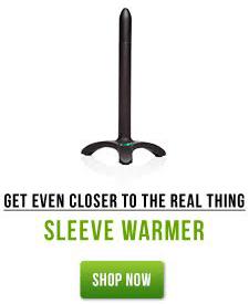 Fleshlight Sleeve Warmer