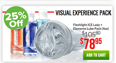 Fleshlight Visual Experience Pack