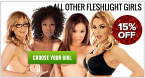 All Other Fleshlight Girls