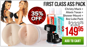 Fleshlight First Class Ass Pack