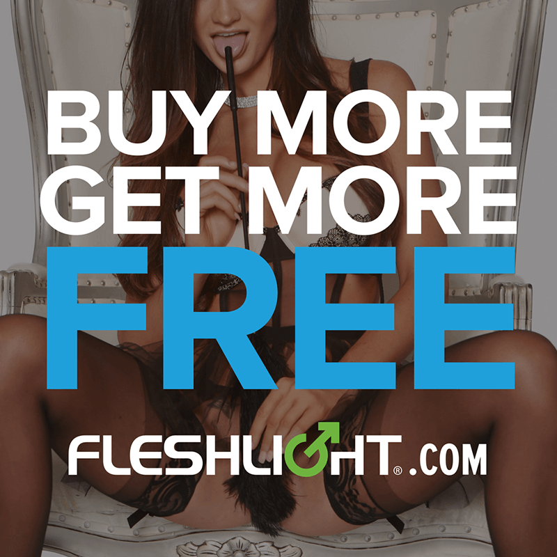 Fleshlight Naughty and Nice Sale