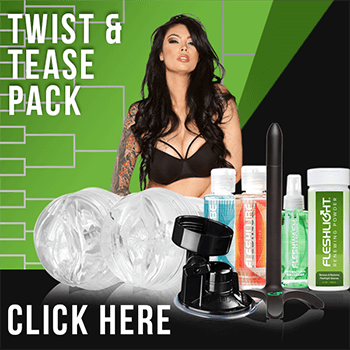 Fleshlight Girl Tera Patrick Twist and Tease Pack