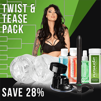 Fleshlight Twist and Tease Pack