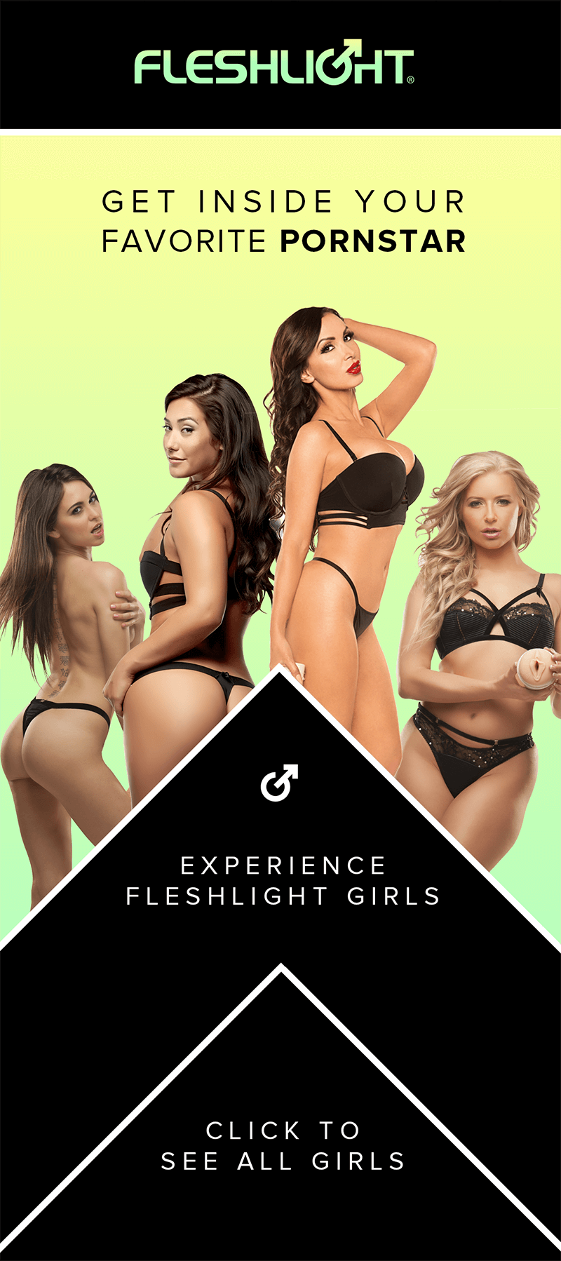 Get Inside Your Favorite Adult Porn Star with Fleshlight Girls