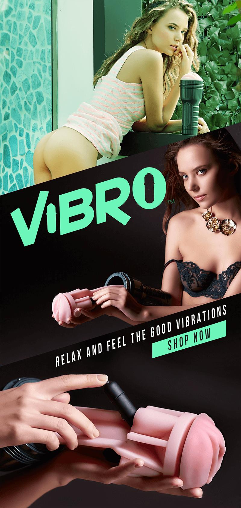Fleshlight Vibro - Good Vibrations