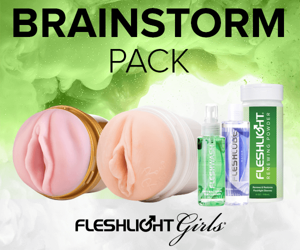 Fleshlight Girl Romi Rain Brainstorm Pack