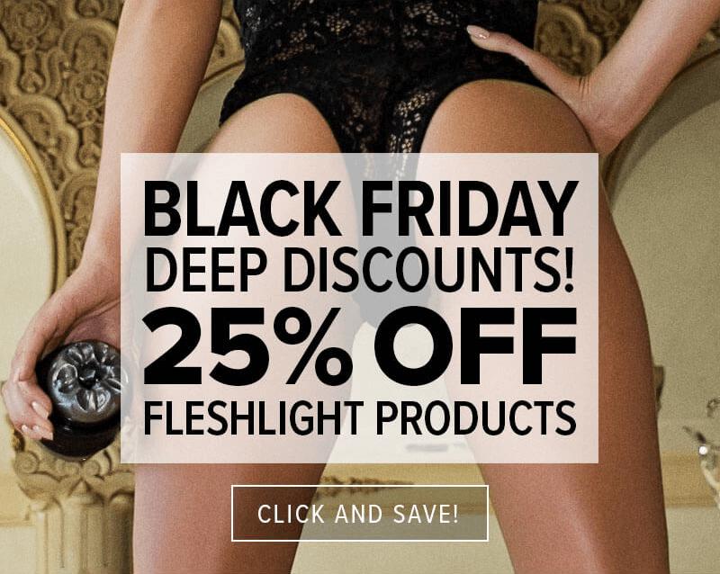 Fleshlight Black Friday Sale