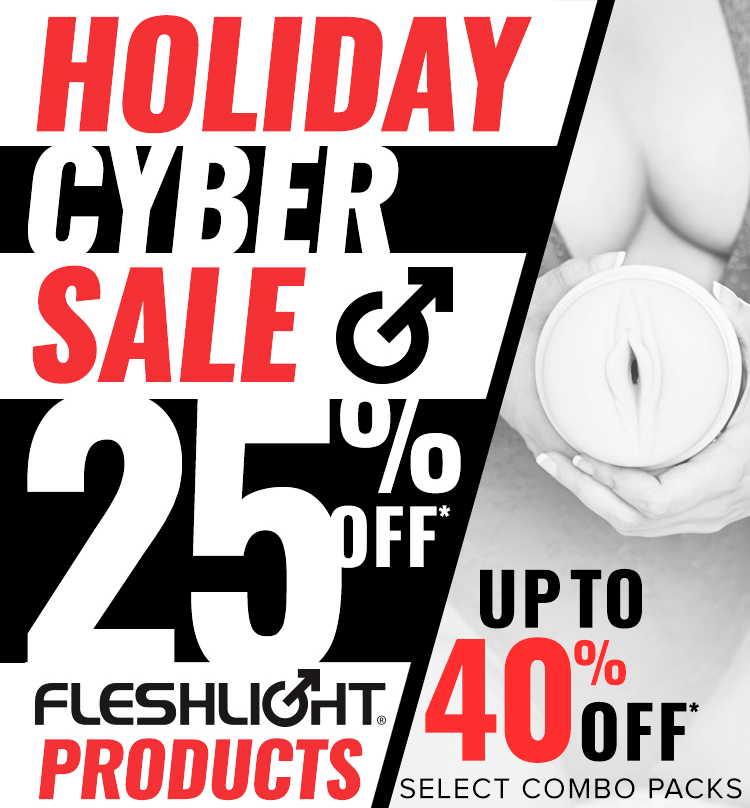 Fleshlight Cyber Sale