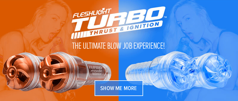 Fleshlight Turbo - The ultimate blowjob experience!