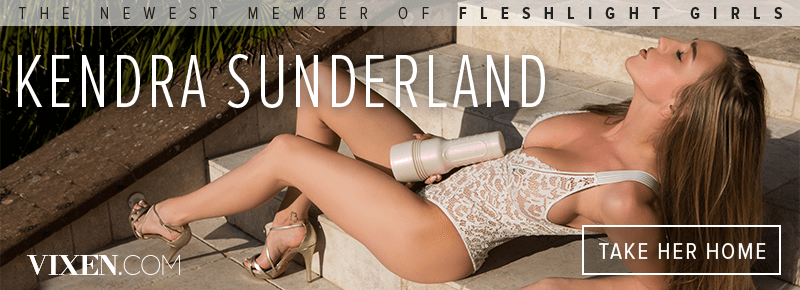 New Fleshlight Girl Kendra Sunderland Angel texture