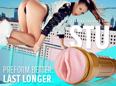Fleshlight Stamina Training Unit - Perform Better, Last Longer