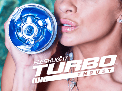 Fleshlight Turbo - The ultimate blowjob experience!