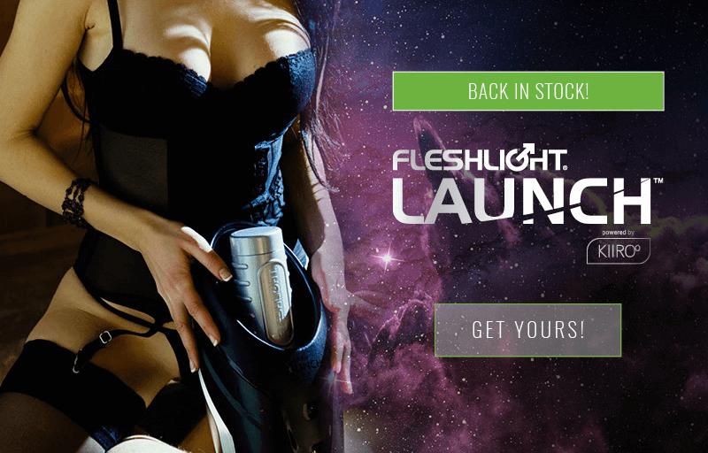 Fleshlight Launch - Back in Stock