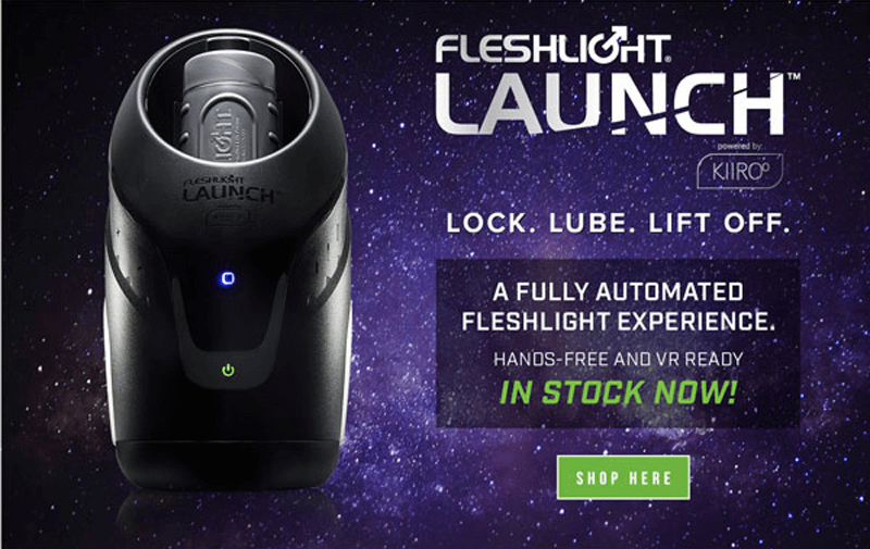 Fleshlight Launch - In stock now!