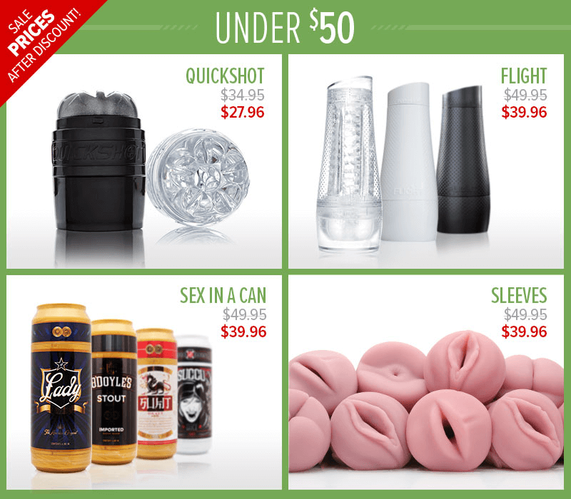 Fleshlight Deck the Halls Sale - Under $50
