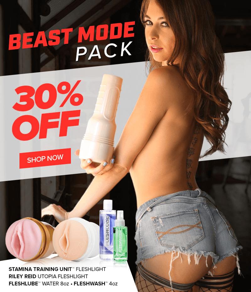 Fleshlight Beast Mode Pack