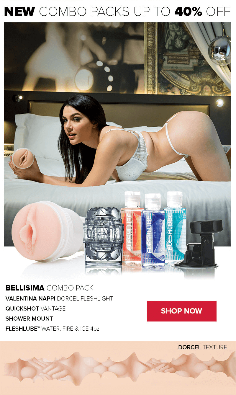 Fleshlight Bellisima Combo Pack