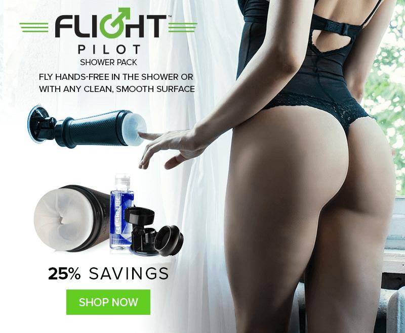 Fleshlight Flight Pilot Shower Pack