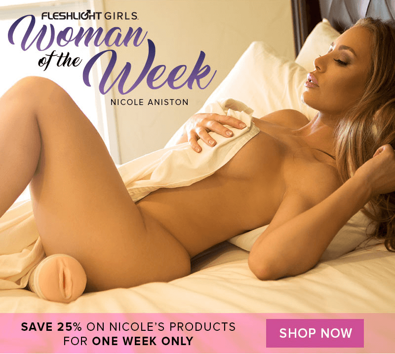 Fleshlight Girl Nicole Aniston - One week sale
