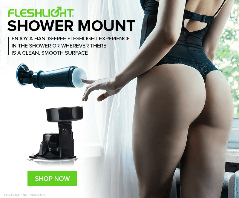 Fleshlight Shower Mount - Hands Free Fun