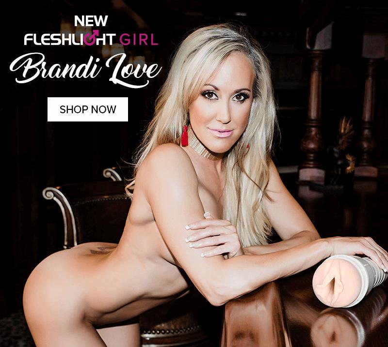 New Fleshlight Girl Brandi Love