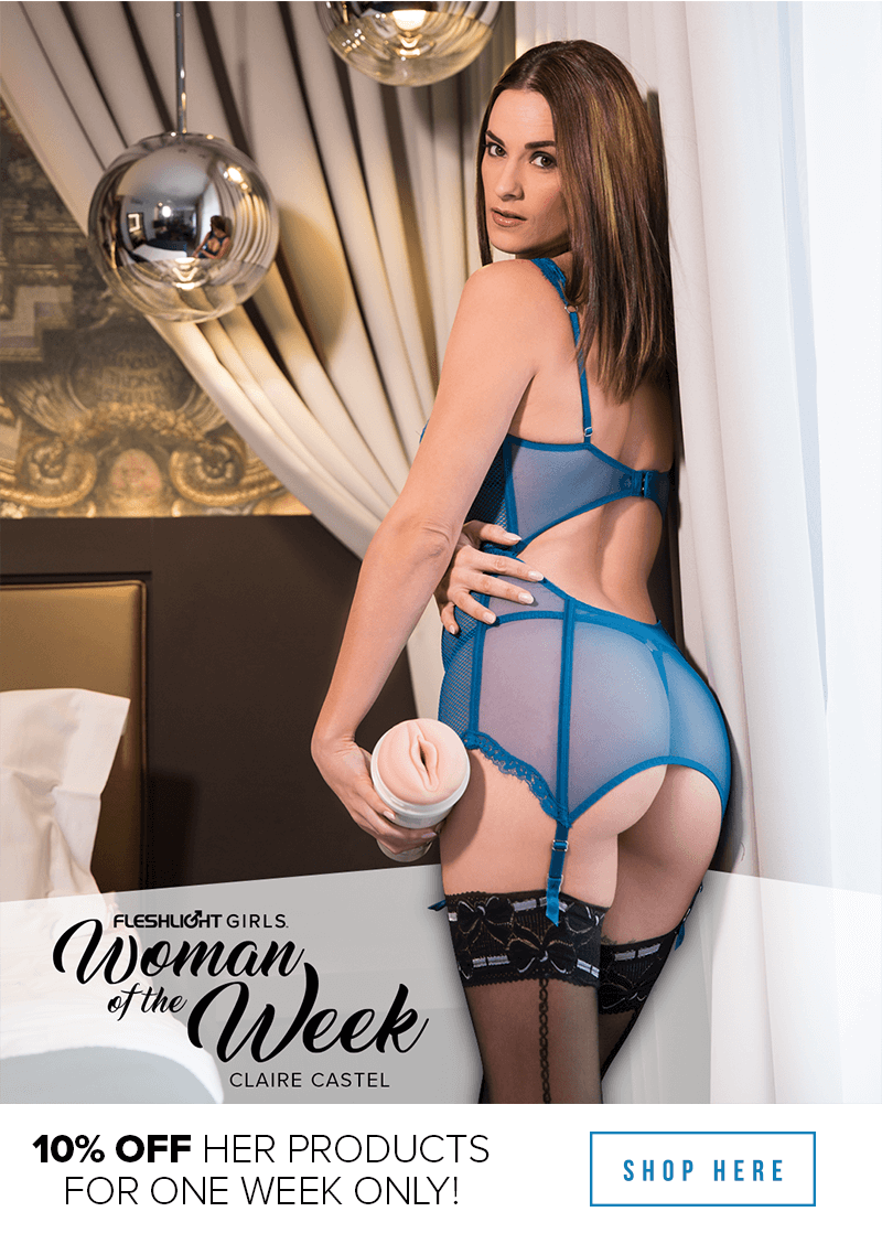 Fleshlight Girl Claire Castel - One week sale