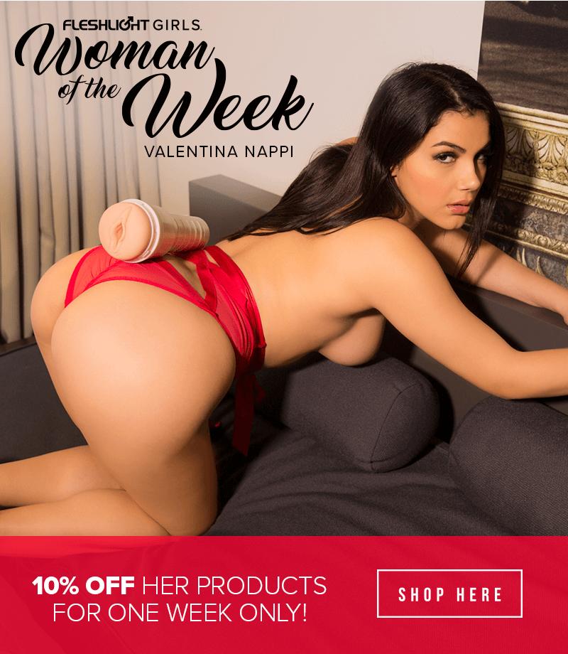 Fleshlight Girl Valentina Nappi - One week sale