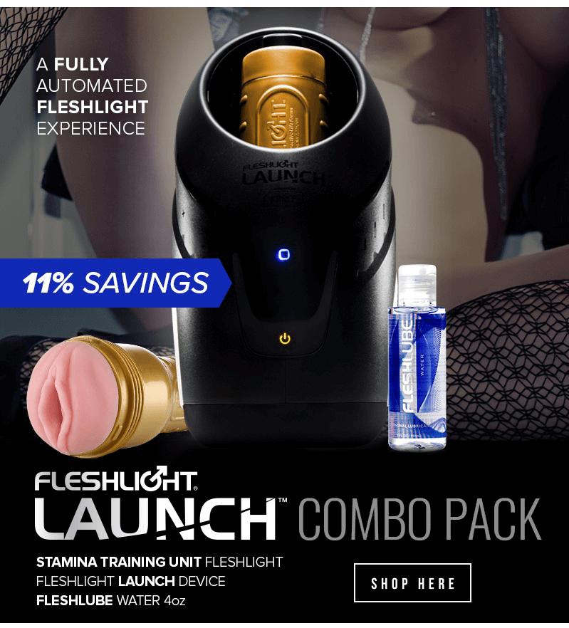 Fleshlight Launch Combo Packs