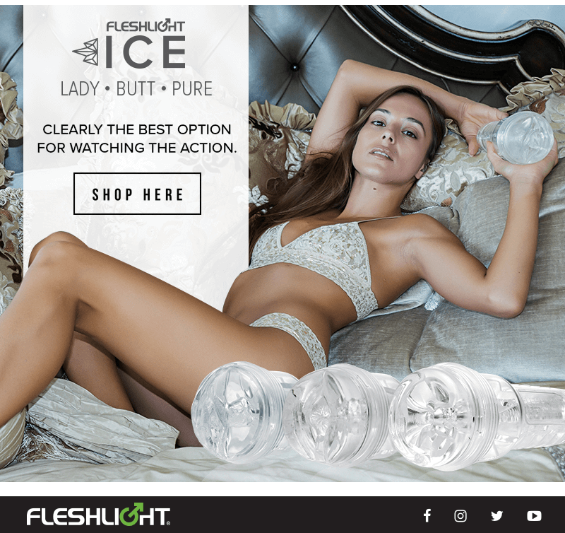 Fleshlight Ice - Clearly the Best