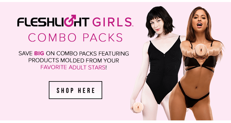 Fleshlight Girls - Save Big on Combo Packs