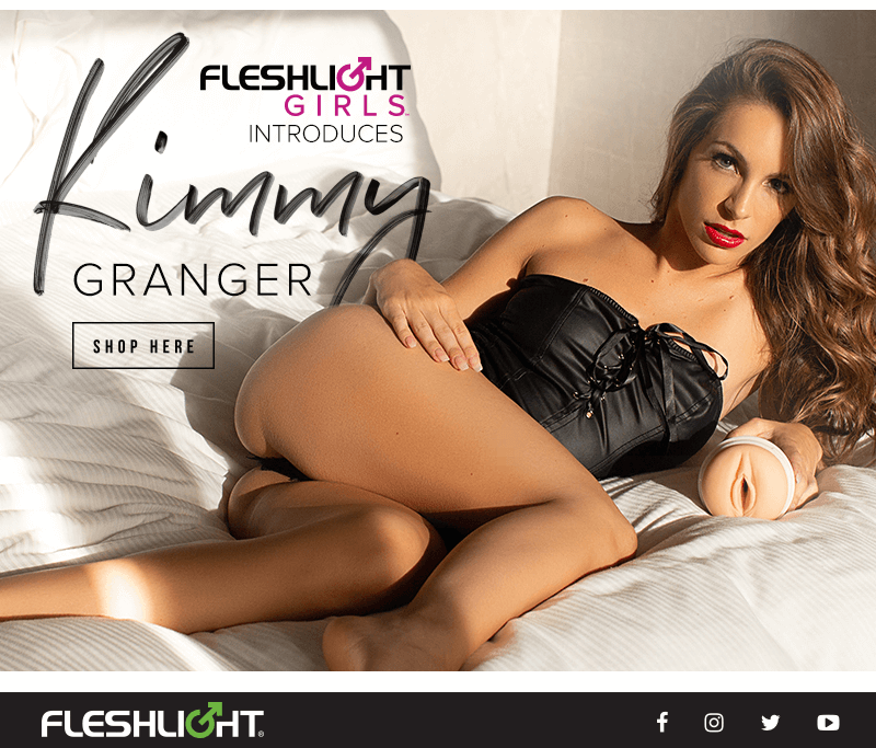 New Fleshlight Girl Kimmy Granger Rebel and Mischief textures