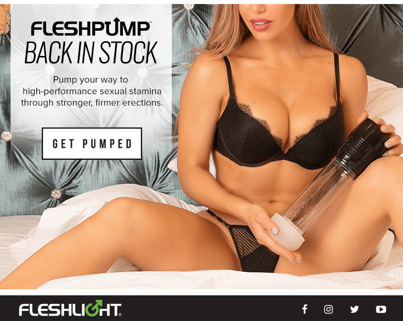 Fleshlight Performance Products - FleshPump