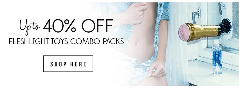 Fleshlight Combo Packs up to 40% off