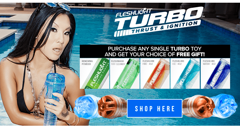 Free gift with Fleshlight Turbo purchase