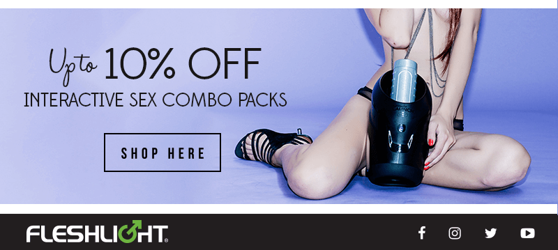 Interactive Sex Combo Packs up to 10% off