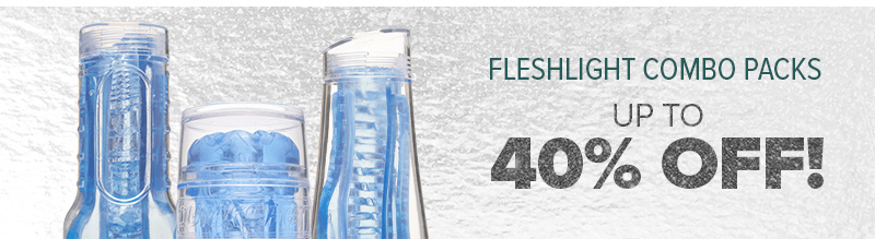 Fleshlight Combo Packs up to 40% off