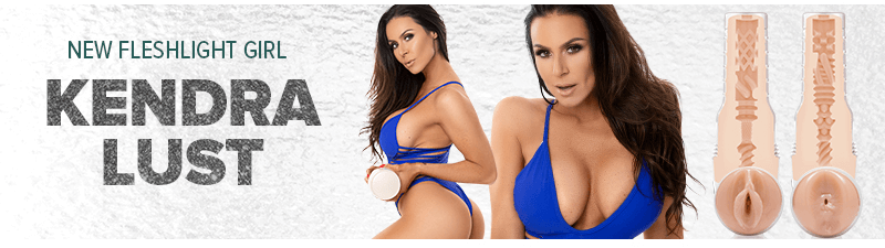 New Fleshlight Girl Kendra Lust