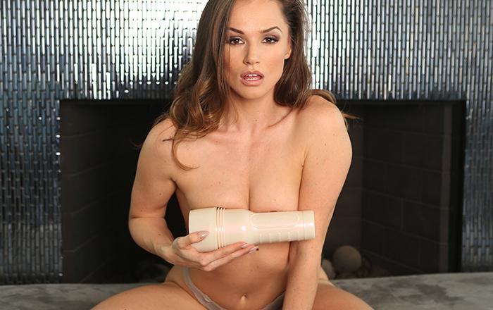 Tori Black Fleshlight Girl