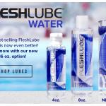 Fleshlight Fleshlube Water