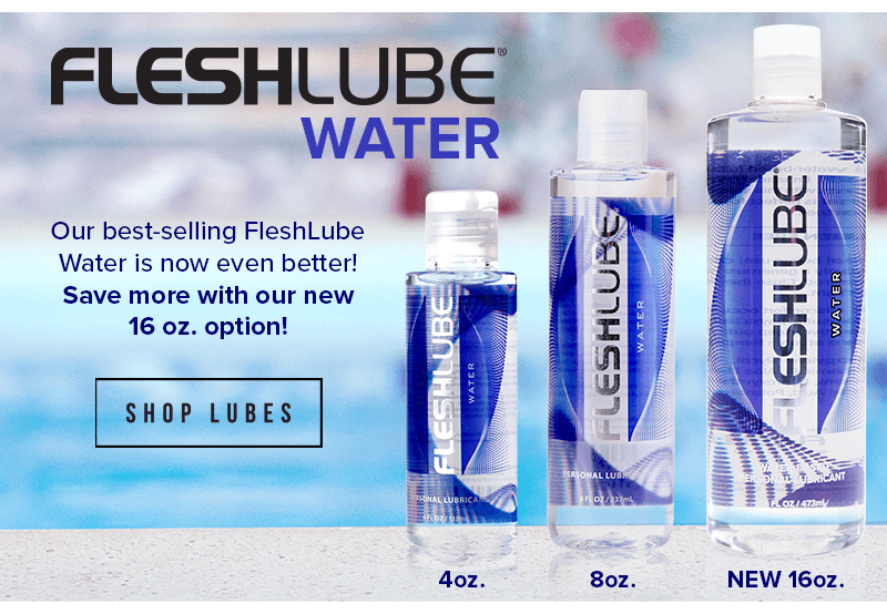 Fleshlight Fleshlube Water