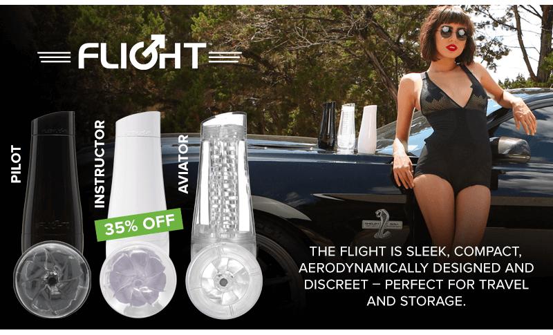 Fleshlight flight