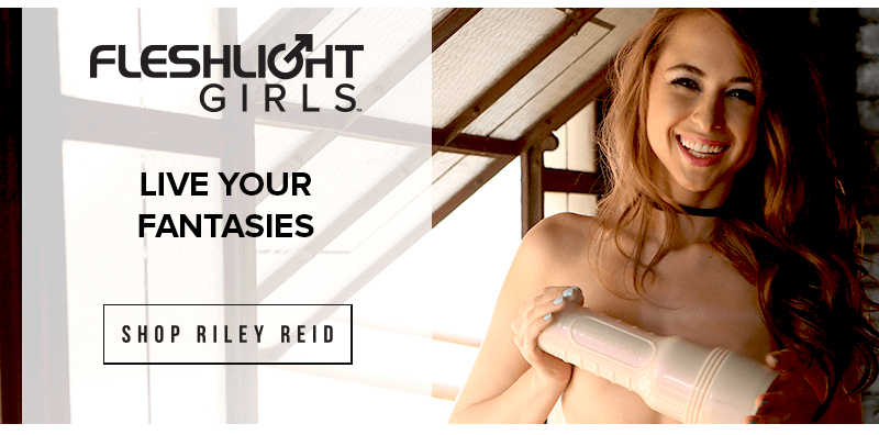 Fleshlight Girl Riley Reid - Top Selling Product