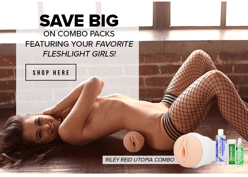 Fleshlight Girl Riley Reid Utopia