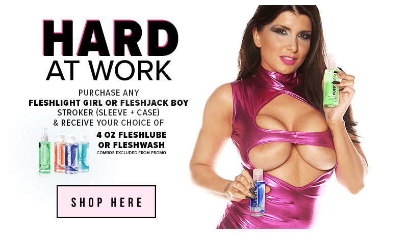 Fleshlight Hard at Work Sale