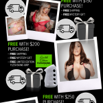 Time is running out on the Fleshlight Naughty & Nice sale! Don't miss out on free gifts, big savings & new toys